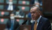 """Erdoğan bezeichnet """"Charlie Hebdo"""" als """"obszön"""""""