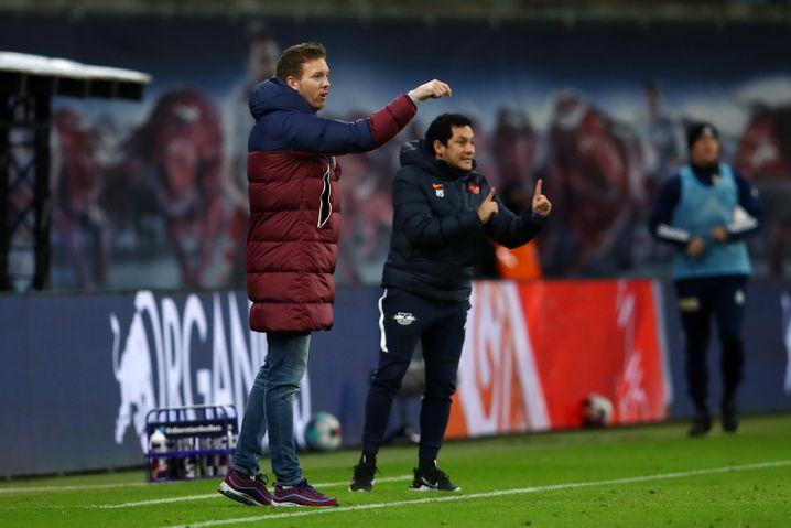 Julian Nagelsmann hat den Leipziger Fußball erfolgreich weiterentwickelt