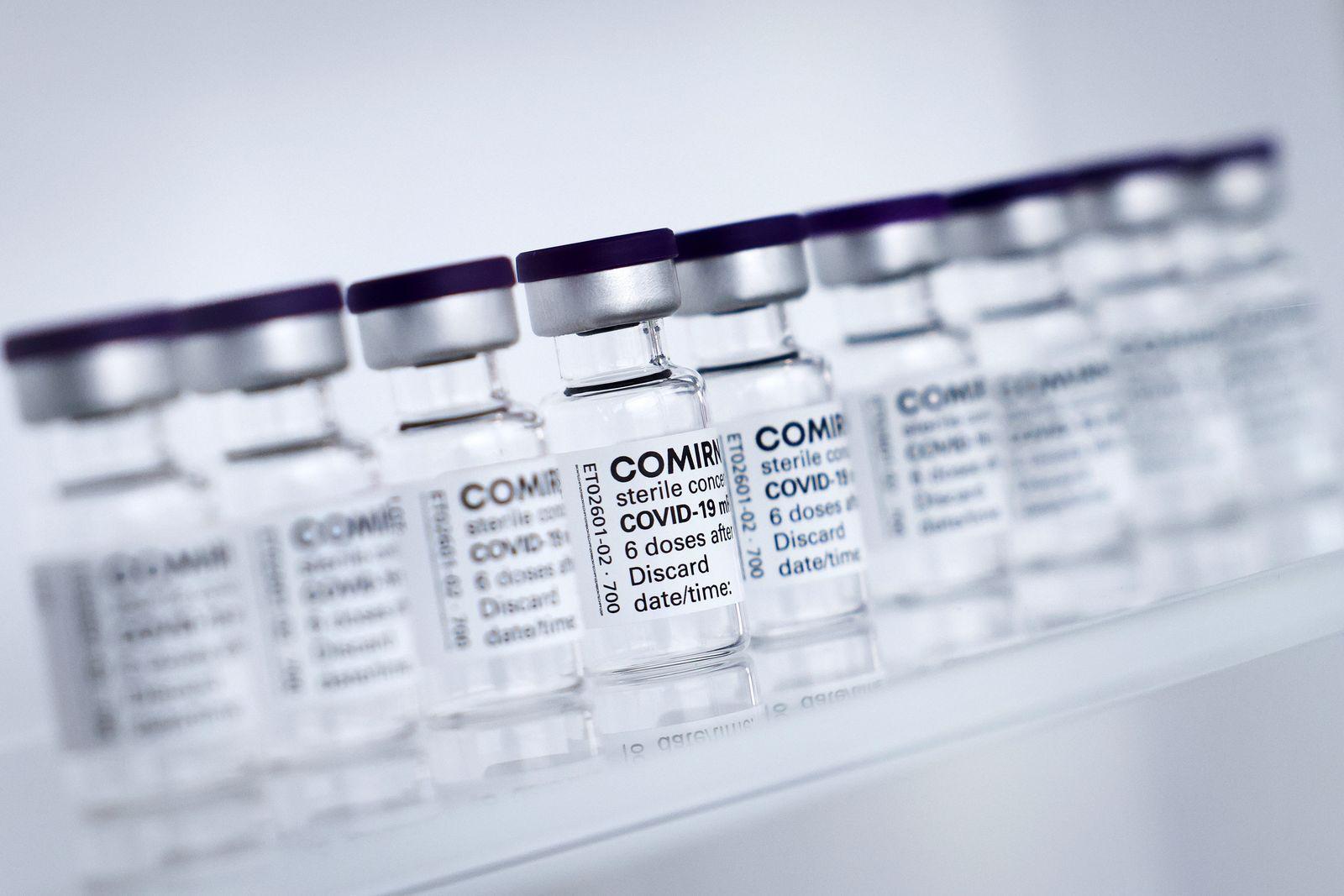 Coronavirus - Allergopharma produziert Biontech-Impfstoff