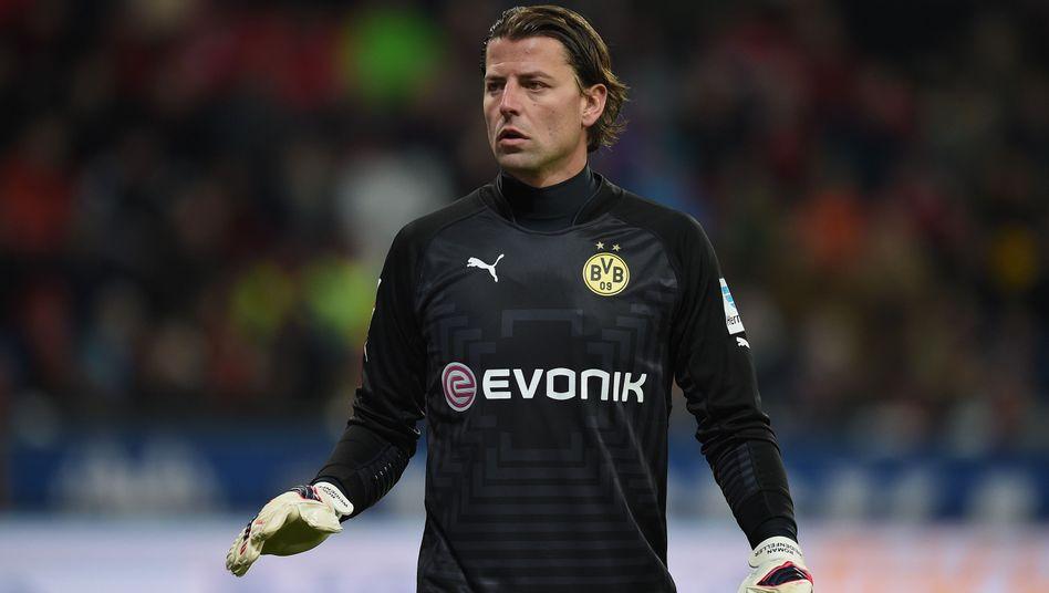 BVB-Keeper Weidenfeller: Bestritt in der vergangenen Saison 25 Bundesliga-Spiele