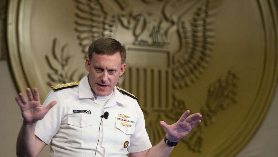 Der neue NSA-Chef Michael Rogers: Jemand muss die richtigen Botschaften verbreiten