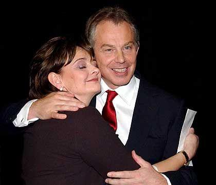 "Cherie und Tony Blair: ""Als Promi-Ehepaar verkauft"""