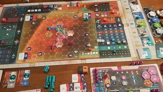 Materialschlacht auf Mars
