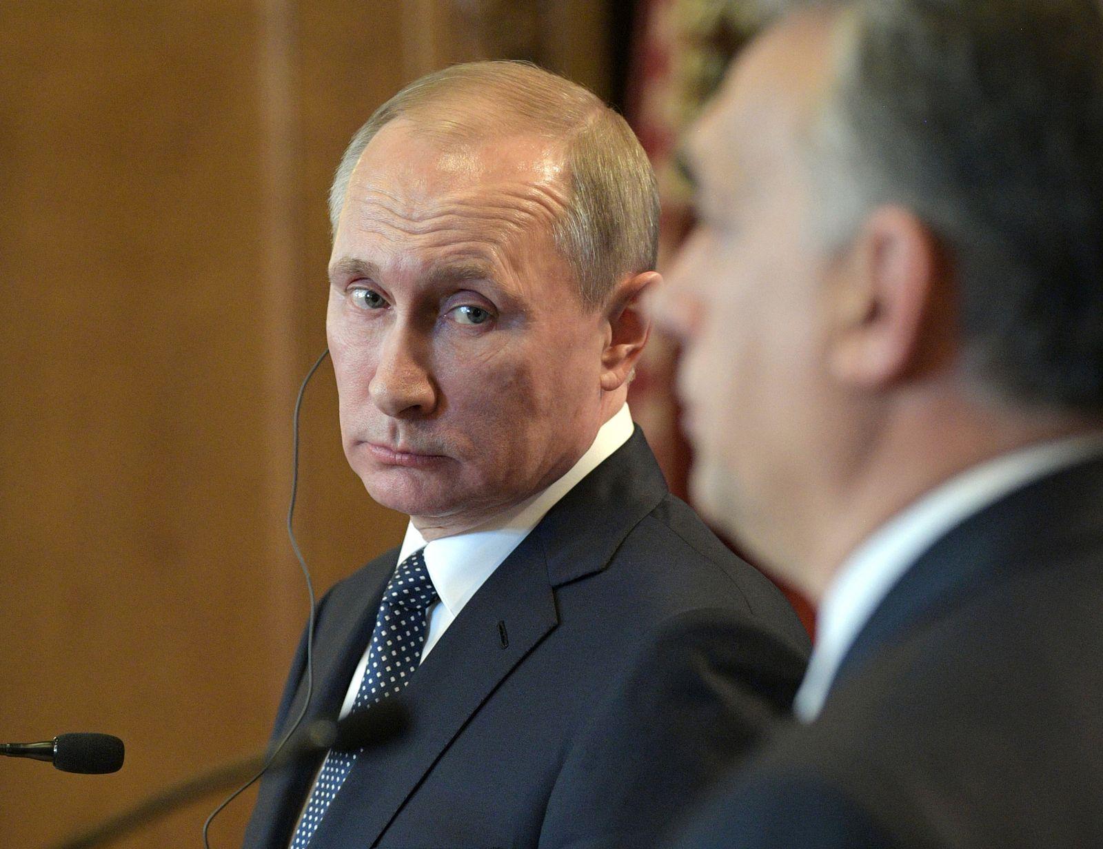 Wladimir Putin / Viktor Orban