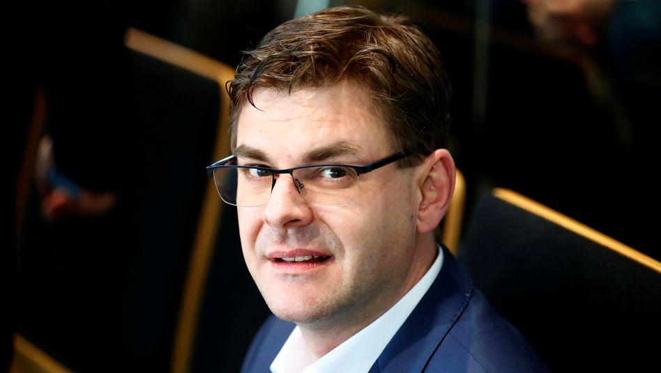 Christoph Kindervater ist stolz auf seine Rolle beim Wahlsieg Thomas Kemmerichs