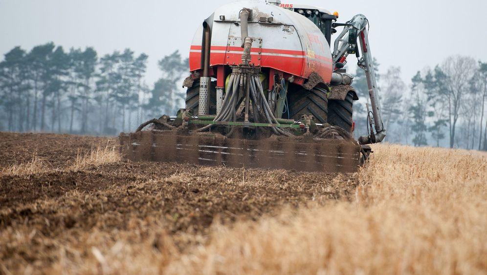 Nitrat im Grundwasser: Belastete Äcker