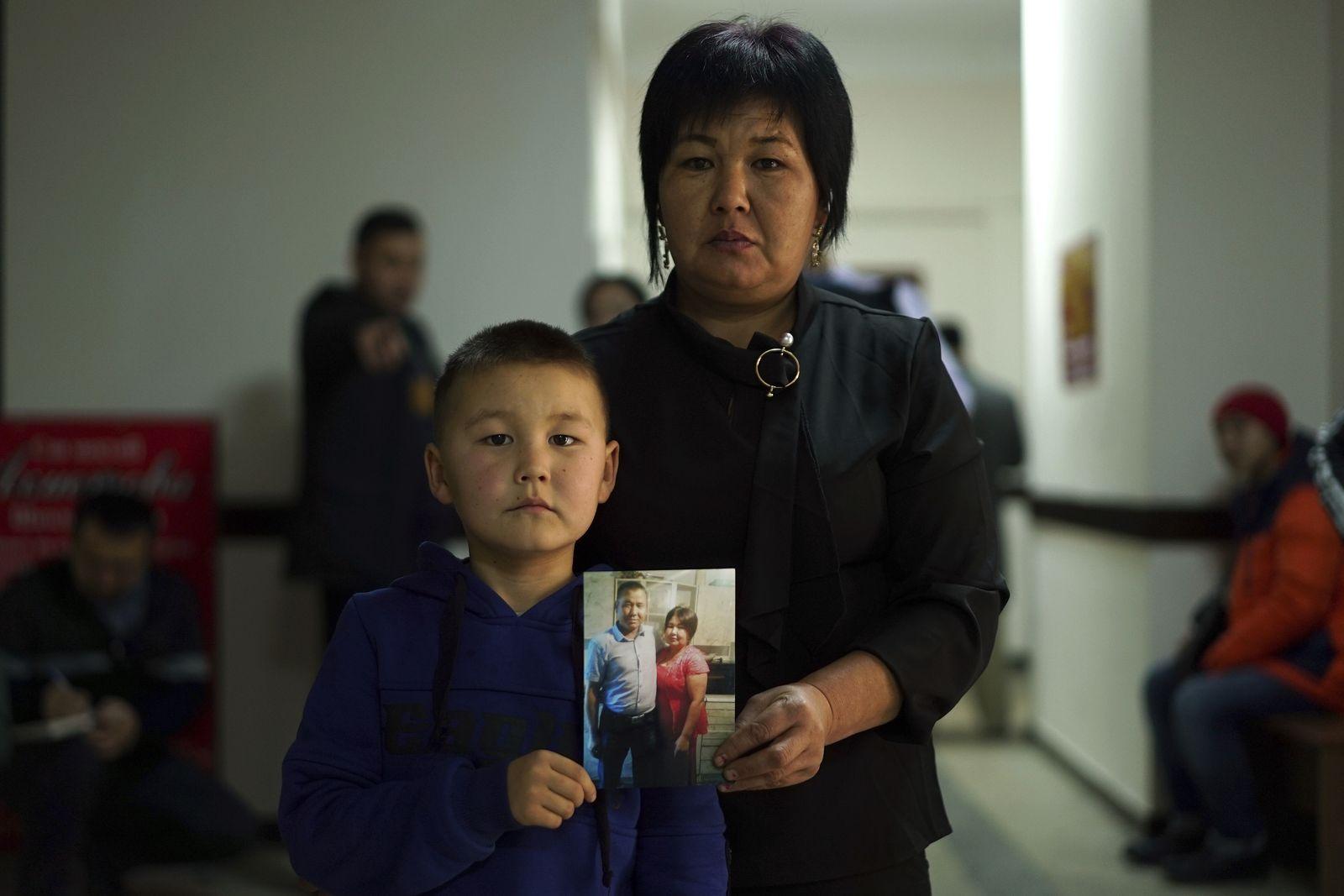 China/ Xinjiang/ Uiguren/ Camps/ Umerziehungslager