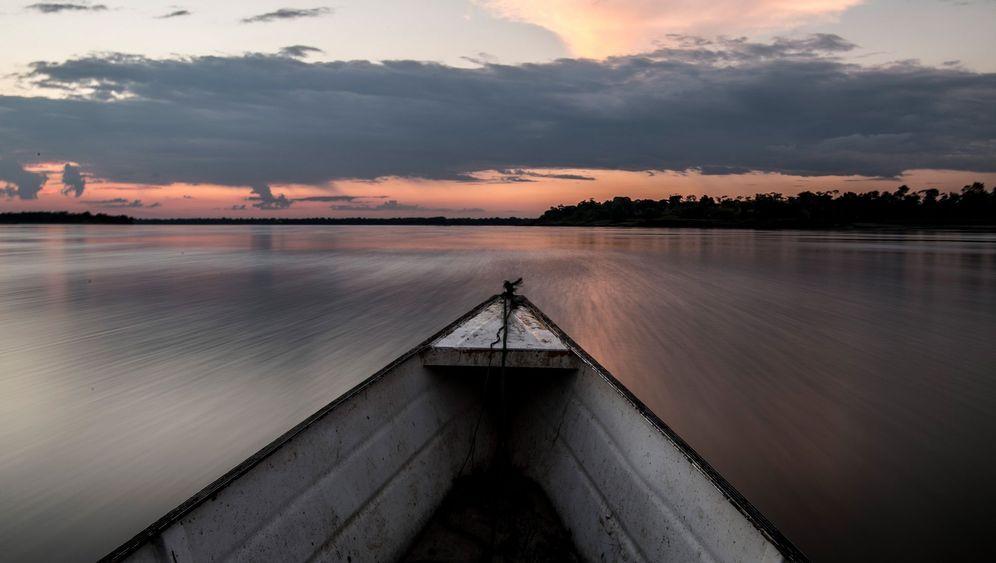 Fotoblog Planet Erde: Hoch über dem Amazonasregenwald