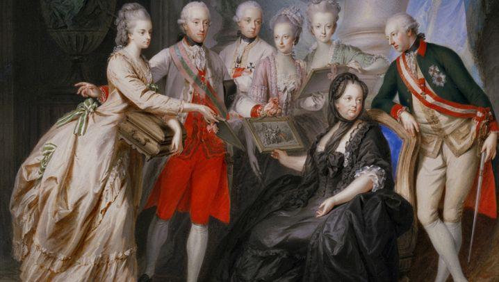 Maria Theresia und die Pockenimpfung