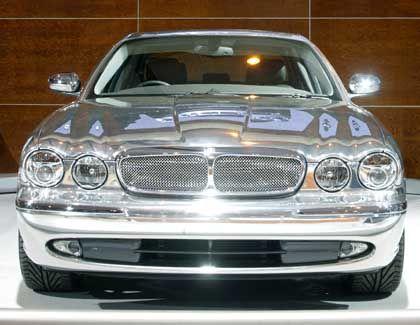 Der Jaguar XJ Aluminium: Schnäppchenjäger in Übersee