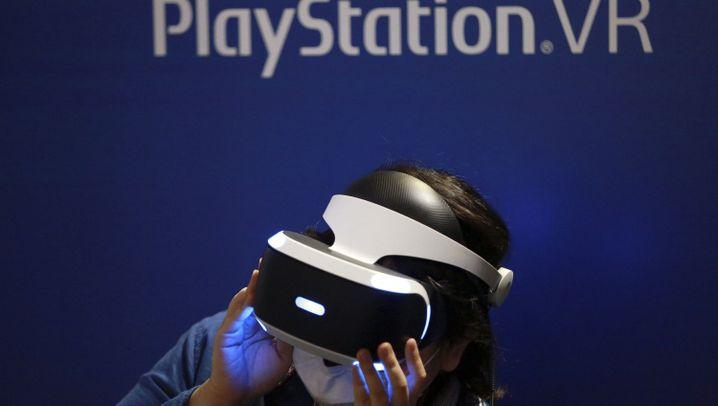 Playstation VR: Das kann man in der virtuellen Realität machen