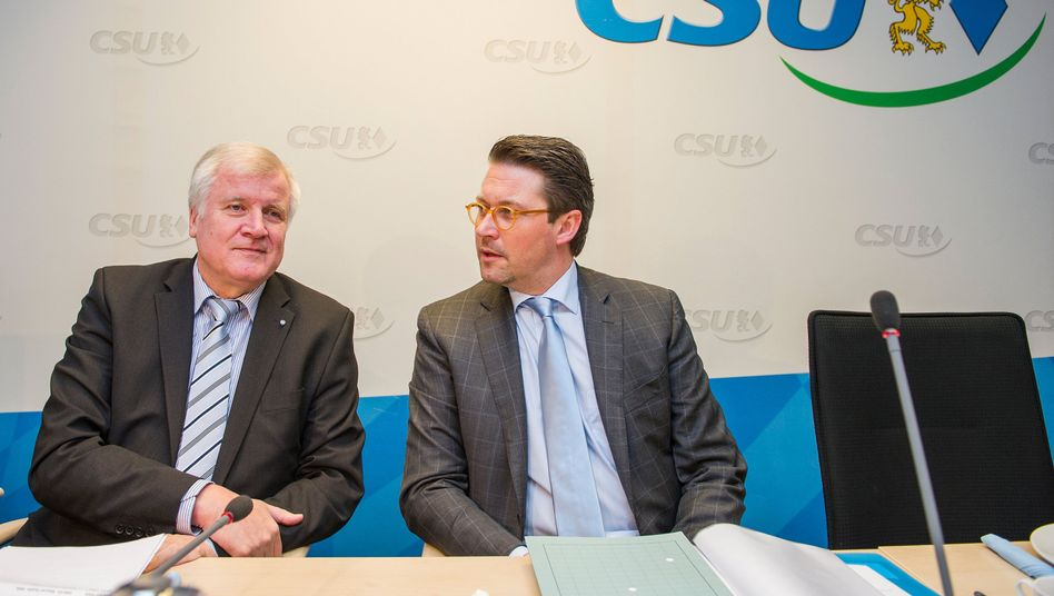 CSU-Generalsekretär Scheuer: Schmalspur-Doktorarbeit wird gescannt