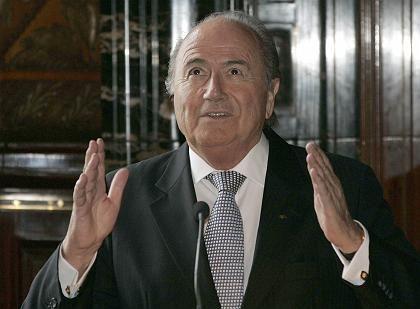 Joseph Blatter: Konter gegen Verdienstkreuz-Verleihung