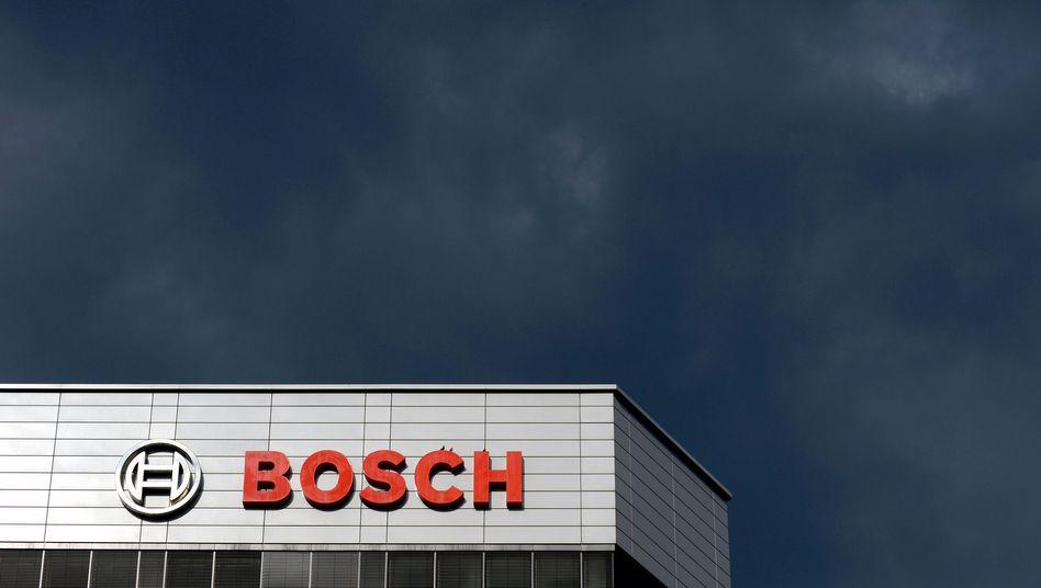 Die Bosch-Zentrale in Gerlingen (Archivbild)