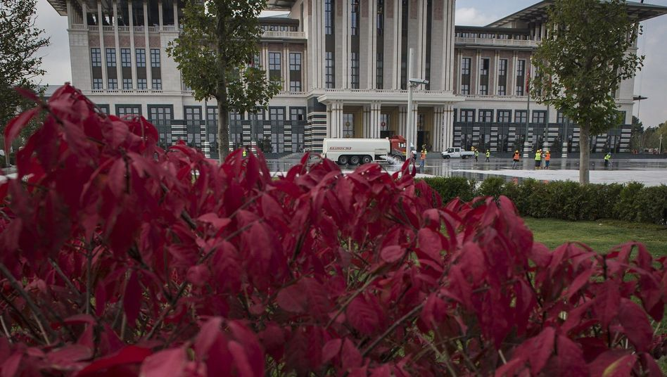 """Palast in Ankara: """"Man spart nicht, wenn es ums Prestige einer Nation geht"""""""