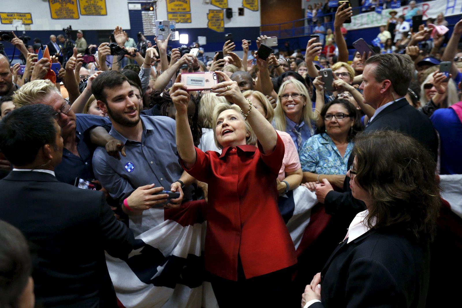 Clinton Arizona Selfie