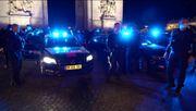Pariser Polizisten begehren auf