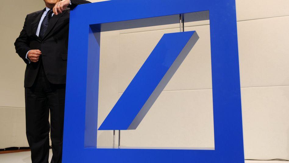 Deutsche-Bank-Chef Ackermann: Ärger mit Amerikas Finanzwächtern beigelegt