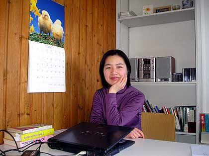 Witzforscherin Cui Peiling: So lustig kann Linguistik sein