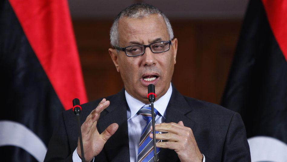 Libyens Premier Zeidan: Wer darf in der Regierung bleiben, wer muss gehen?