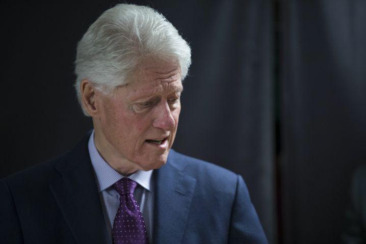 Gemeinsam nach Afrika: Ex-Präsident Clinton