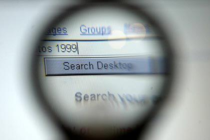 Google Desktop: Dateien im Handumdrehen finden