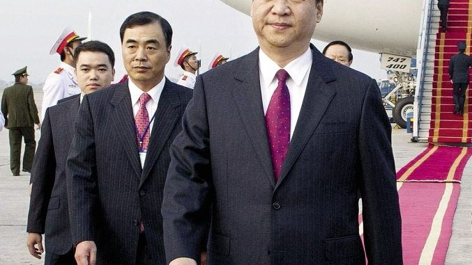 Vizepräsident Xi(*): »Größter Beitrag zum Wohl der Menschheit«