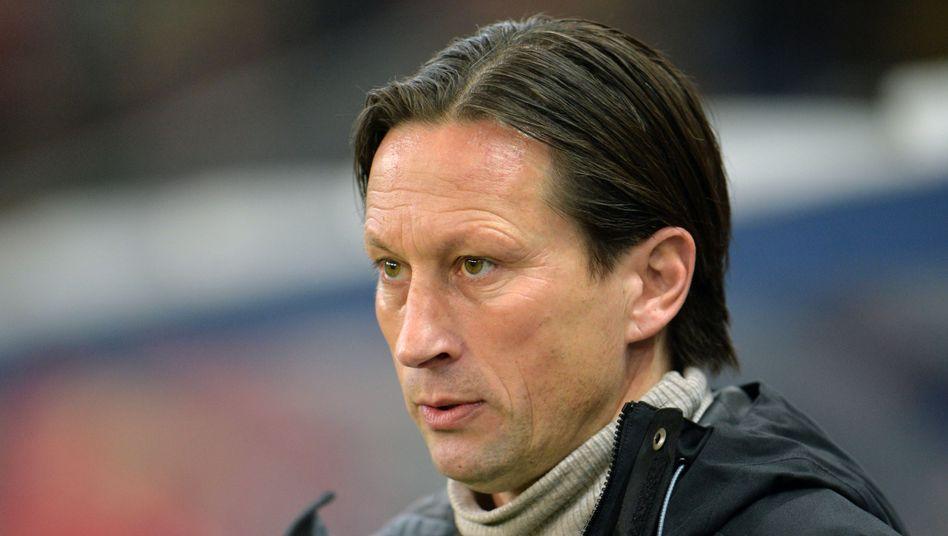 Salzburgs Trainer Schmidt: Neuer Vertrag bis 2016