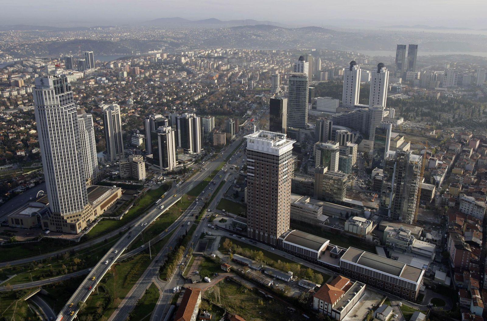 Turkey Istanbul Levent
