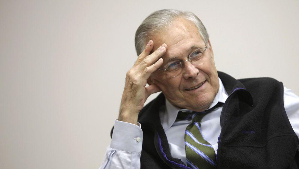 Rumsfelds Memoiren: Je ne regrette rien