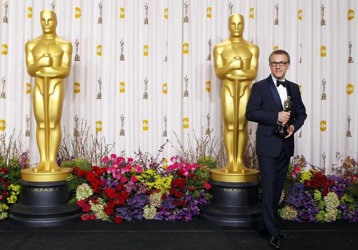 Christoph Waltz: Bester Nebendarsteller