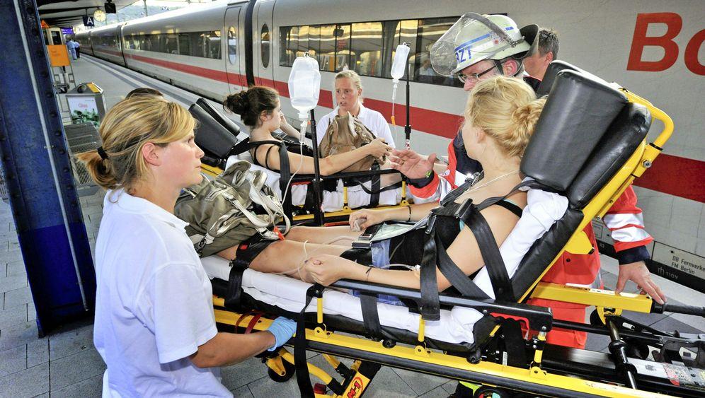Hitzewelle bei der Bahn: Kollaps auf Klassenfahrt