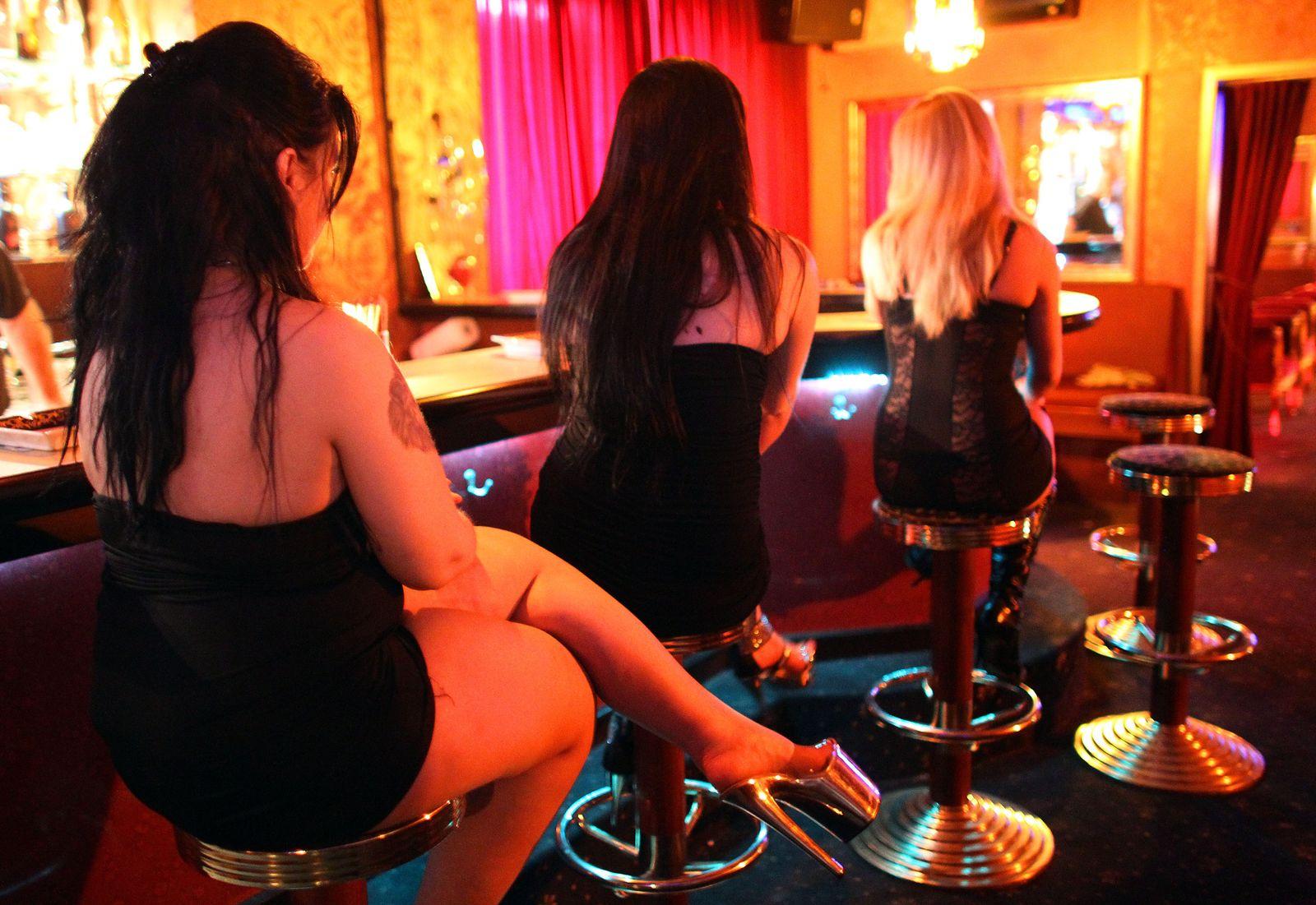 Prostituierte