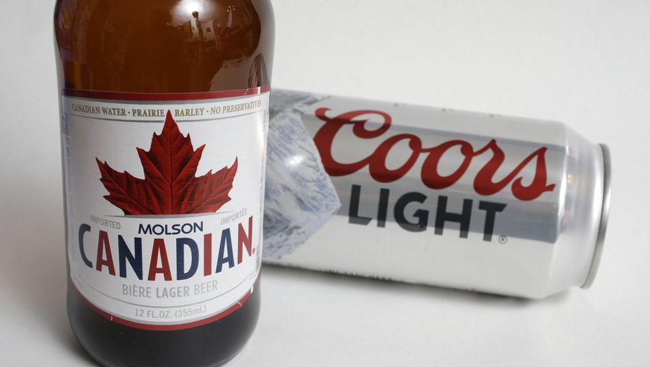 Biere von Molson Coors