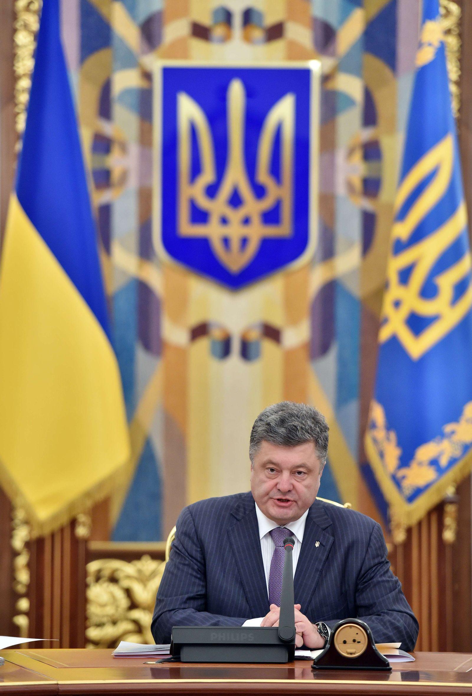 Petro Poroschenko/Ukraine