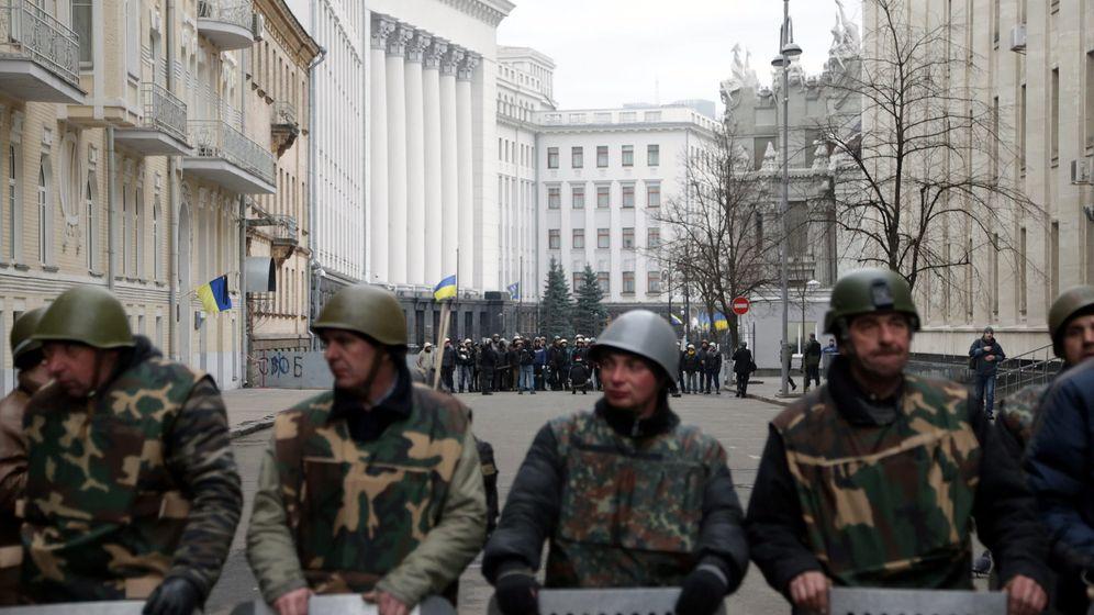 Krise in der Ukraine: Kampf dem Kompromiss von Kiew