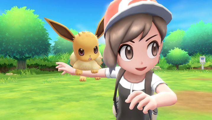 "Switch-Spiel: Das ist ""Pokémon: Let's Go"""