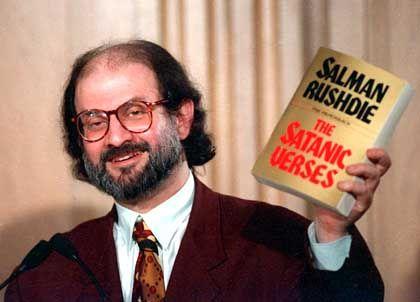 """Autor Rushdie: """"Absolute Rede- und Meinungsfreiheit"""""""