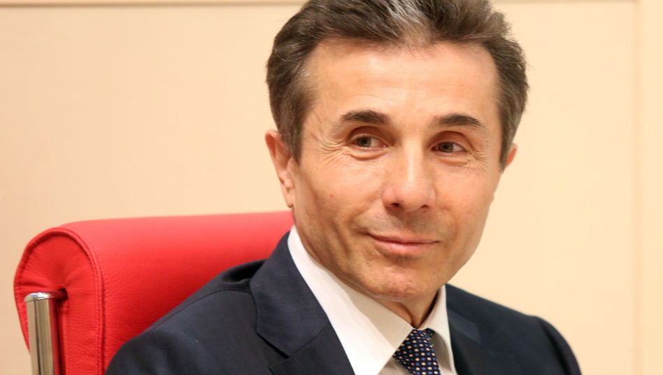 Bidsina Iwanischwili: Georgiens neuer starker Mann