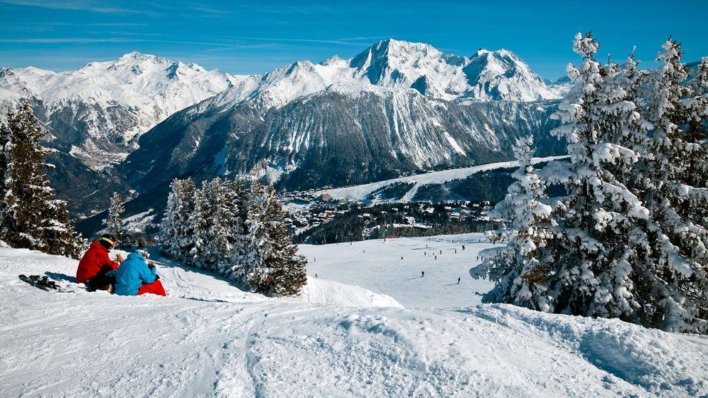 Skifahren in Frankreich: Überdosis Trois Vallées