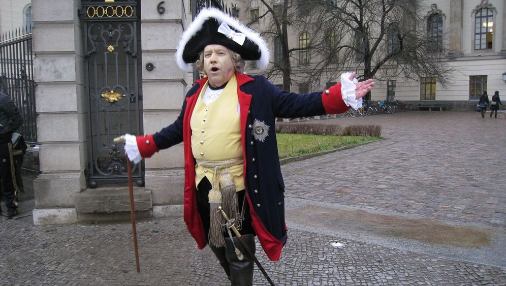 Kostüm-Stadttour: Mit Friedrich dem Großen durch Berlin