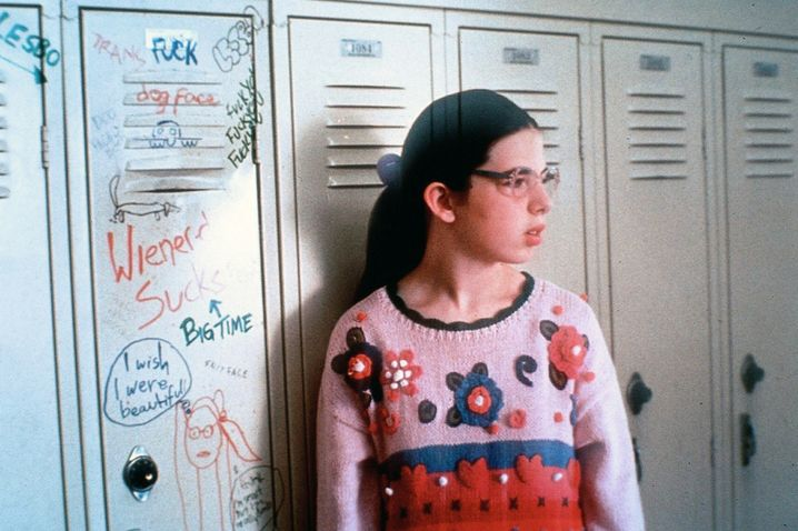 "Heather Matarazzo in ""Welcome to the Dollhouse"""