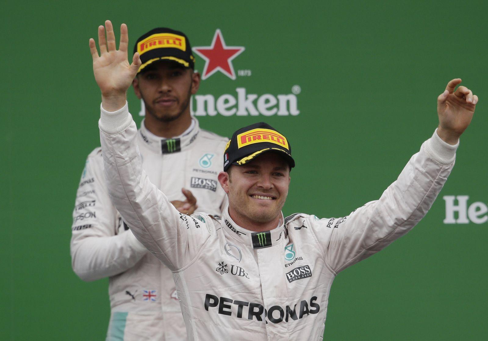 Monza Hamilton Rosberg