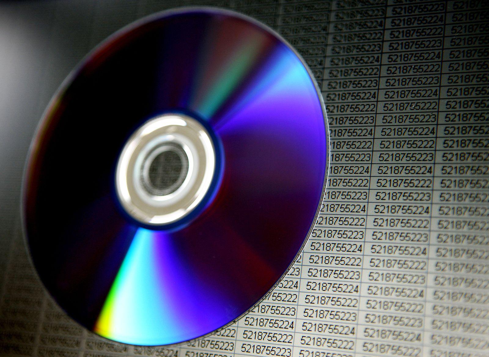 Schweiz / Daten CD