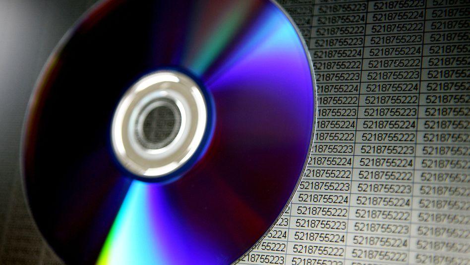 Daten-CD: NRW bezahlte 3,5 Millionen Euro für die Informationen