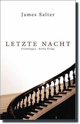 """Salter-Buch """"Letzte Nacht"""": Grausame Pointen"""