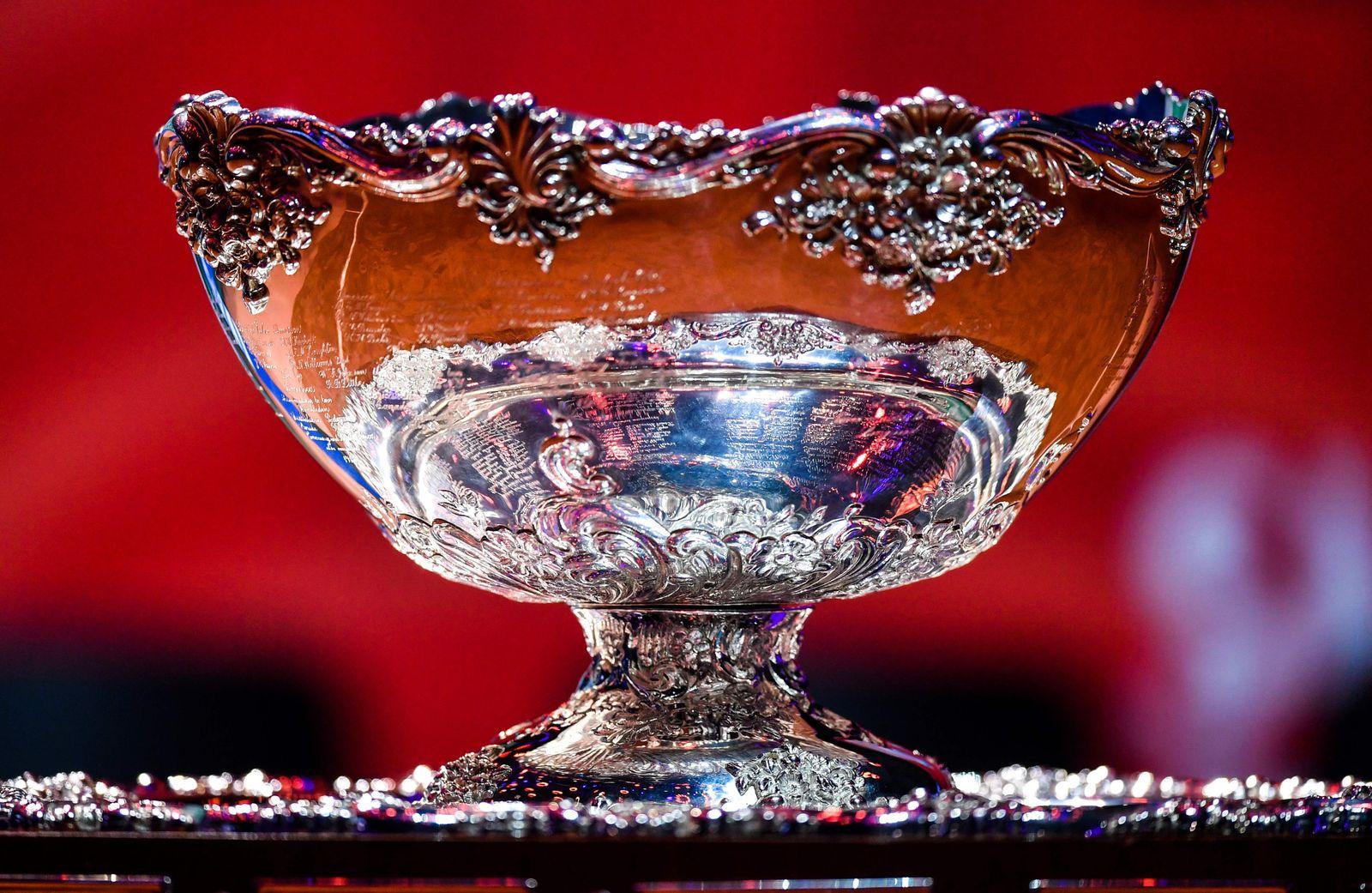 TENNIS-DAVIS-CUP-FRA-CRO