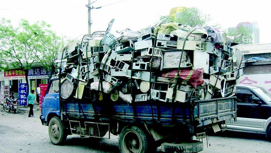 Elektroschrott: Verborgene Schätze - und Gefahren