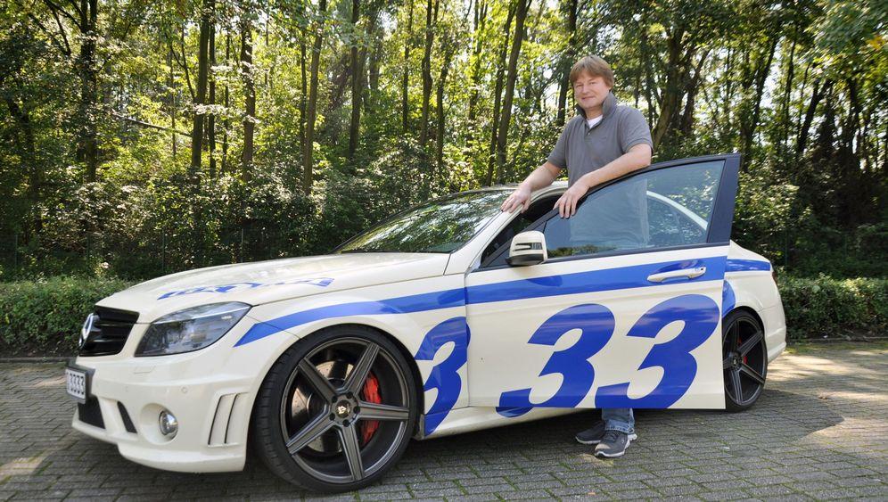 Deutschlands schnellstes Taxi: Herzrasen gratis