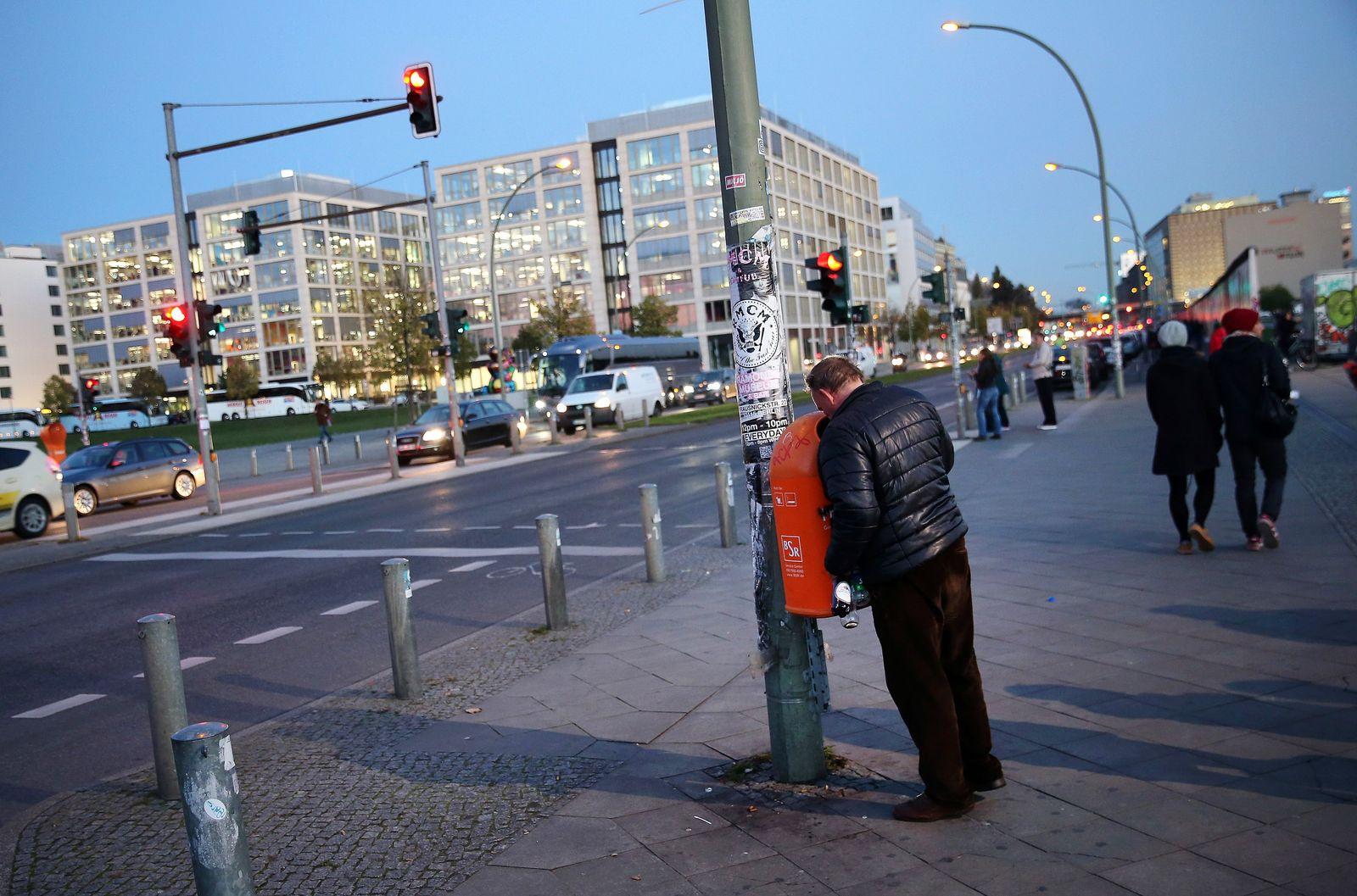 Deutschland / Berlin / Armut / Ungleichheit